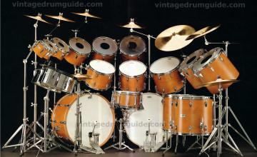 Yamaha Drums Wallpaper