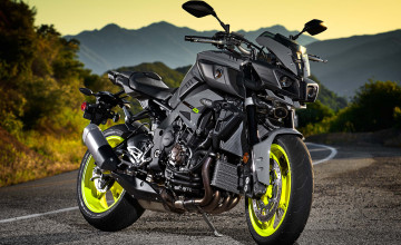 Yamaha FZ 10 Wallpapers