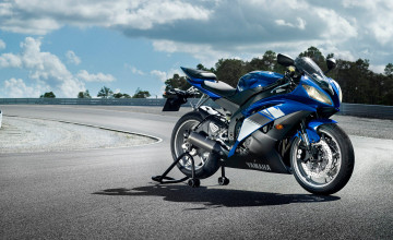 Yamaha R6 Wallpaper HD