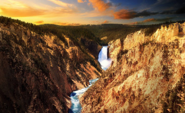 Yellowstone Background