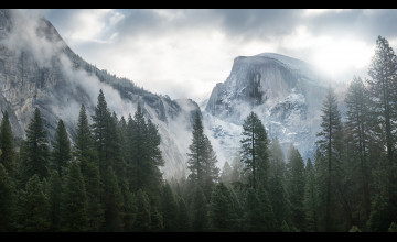 Yosemite 3 Wallpaper