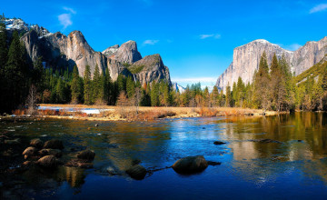 Yosemite 8K Wallpapers