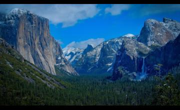 Yosemite National Park Desktop Wallpaper