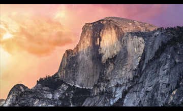 Yosemite Screensavers and Wallpaper