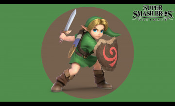 Young Link Wallpapers