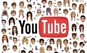 YouTubers Wallpaper