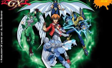 Yu Gi Oh GX Wallpaper