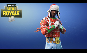 Yuletide Ranger Fortnite Wallpapers