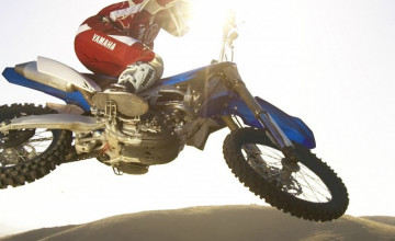 YZ250F Wallpaper