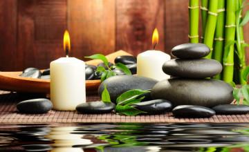 Zen Spa Wallpaper