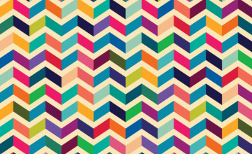 Zig Zag Wallpaper Pattern