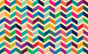 Zig Zag Wallpaper Pattern