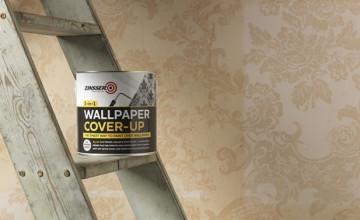 Zinsser Wallpaper Cover Up