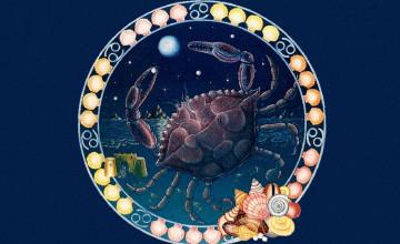 Zodiac Cancer Wallpaper