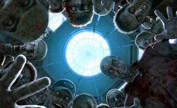 Zombie Apocalypse Wallpaper HD